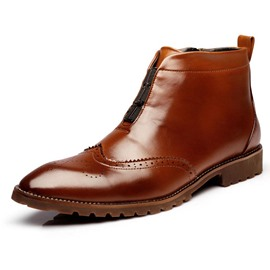 Ericdress Brogue Men's Boots