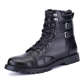 Ericdress Lace up Men's Martin Boots