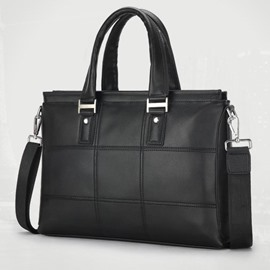 Ericdress Classic Men's Document Handbag