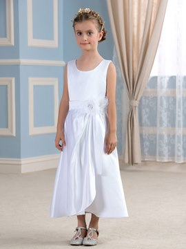 Ericdress Comfortable Flower A Line Flower Girl Dress
