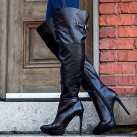 Ericdress Top Quality Knee High Boots