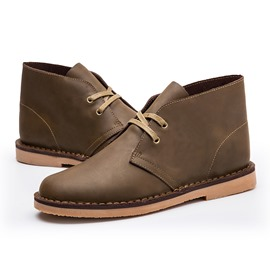 Ericdress Round Toe Lace up Men's Oxfords