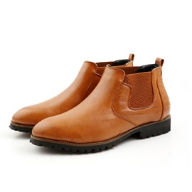 Ericdress Retro Rivets Decoration Men's Boots
