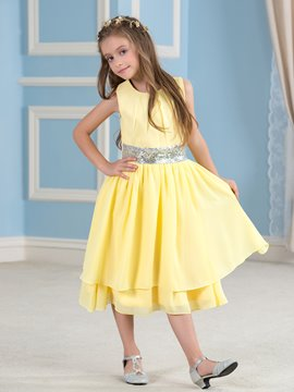 Ericdress Beautiful Flower Girl Party Dress