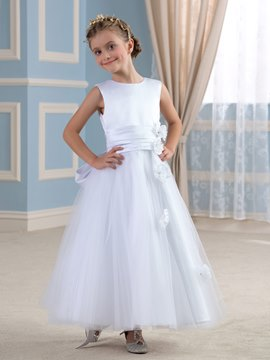 Ericdress Sweet A Line Flower Girl Dress