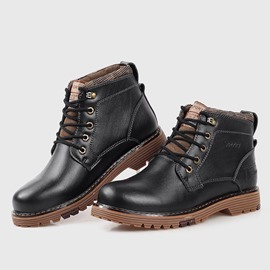 Ericdress All Matched Men's Martin Boots