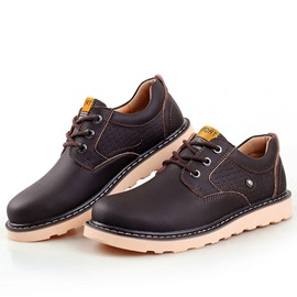 Ericdress Lace Up Men's Casual Shoes