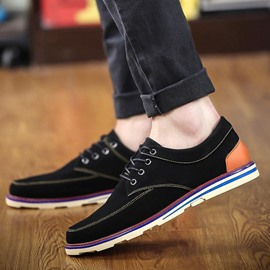 Ericdress British Low Cut Men's Sneakers