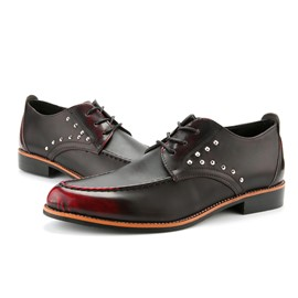 ricdress Brush off Men's Oxfords
