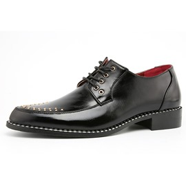 Ericdress Square Heel Men's Oxfords with Rivets
