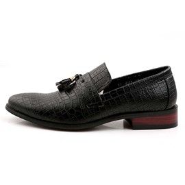 Ericdress Point Toe Tassels Decorated Men's Oxfords