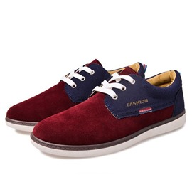 Ericdress Suede Men's Sneakers