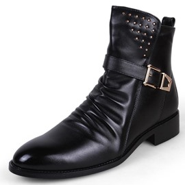 Ericdress Cool Men's Martin Boots with Rivets