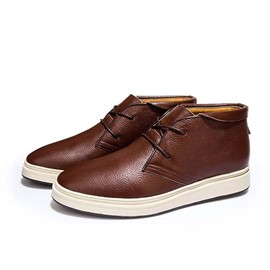 Ericdress British Solid Color Men's Casual Shoes