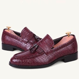 Ericdress Tassels Decorated Men's Loafers