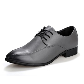 Ericdress Point Toe Brush off Men's Oxfords