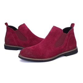 Ericdress Suede Men's Ankle Boots