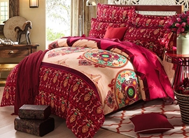 Ericdress Flourishing Age Rhythm Cotton Bedding Sets
