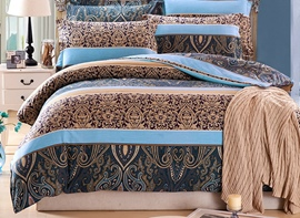 Ericdress Royal Classic Floral Cotton Bedding Sets