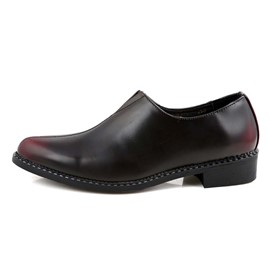 Ericdress Retro Brush Off Men's Loafers