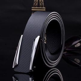 Ericdress Smooth Buckle Men's Belt