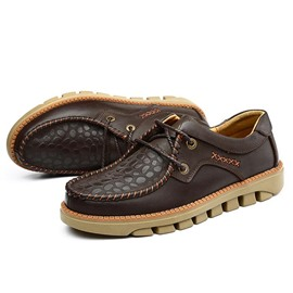 Ericdress British Round Toe Men's Casual Shoes