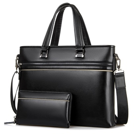 Ericdress England Business Handbag For Men