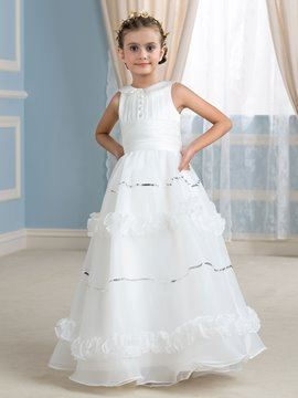 Ericdress Beautiful A Line Flower Girl Dress