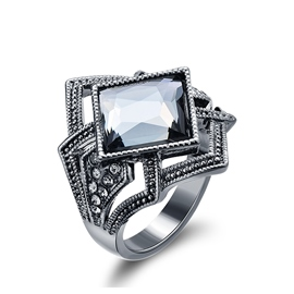 Ericdress Gothic Exaggerate Gem Inlaid Ring