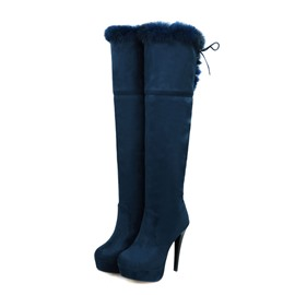Ericdress Popular Knee High Boots