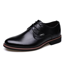 Ericdress Patent Leather Office Men's Oxfords