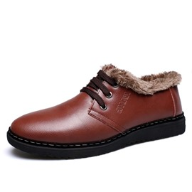 Ericdress Winter Men's Oxfords