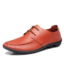 Ericdress Solid Color Moccasin-Gommino