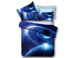 Ericdress Splendid Planet Running 3D Bedding Sets