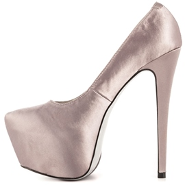 Ericdress Charming Gray Pumps