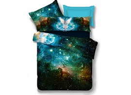 Ericdress Looking Galaxy From Distance 3D Bedding Sets