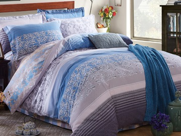 Ericdress Similar To Flower 4-Piece Cotton Bedding Sets