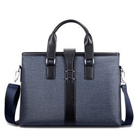 Ericdress Draw String Men's Business Handbag