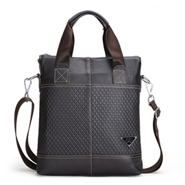 Ericdress Vertical Men's Document Handbag