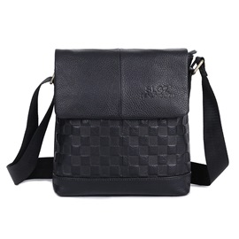 Ericdress Plaid Men's Shoulder Bag