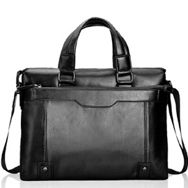 Ericdress Classic PU Handbag For Men