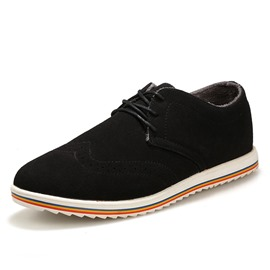 Ericdress Korean Lace up Men's Casual Shoes