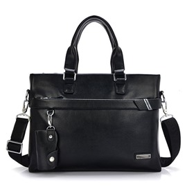 Ericdress Medium Size Men's Handbag With Key Chains