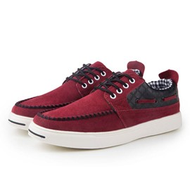 Ericdress Modern Lace up Men's Casual Shoes