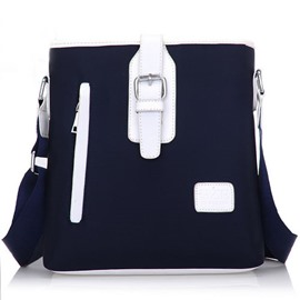 Ericdress Waterproof Nylon Men's Shoulder Bag