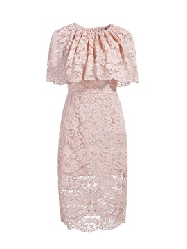 Ericdress Round Neck Lace Little Party Dress