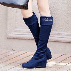 Ericdress Korean Knee High Boots