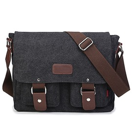 Ericdress Sports Canvas Shoulder Bag For Men