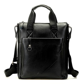 Ericdress Vogue Thread Decorated Men's Briefcase