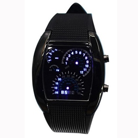Ericdress Dashboard Display LED Digital Watch